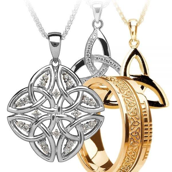 Celtic Jewelry Symbols & Meanings - Celtic Jewelry by Boru