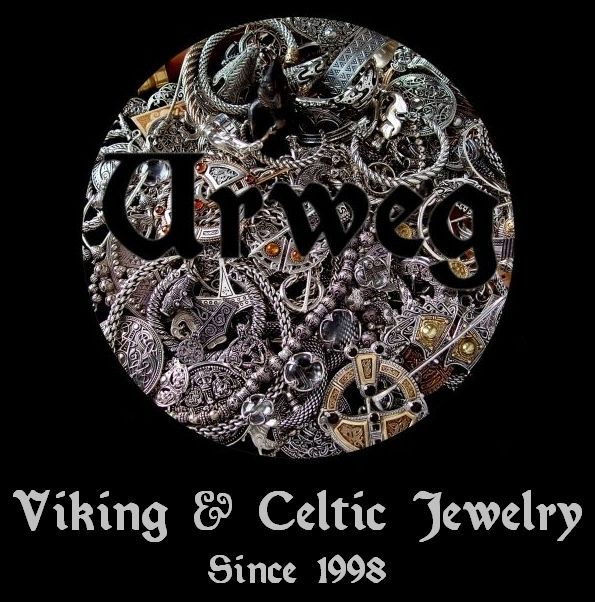 Urweg - Viking & Celtic Jewelry. Hand-made in Sterling Silve