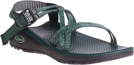 Chaco Z/Cloud X Sandals - Blazer Green - Women's | REI Outl
