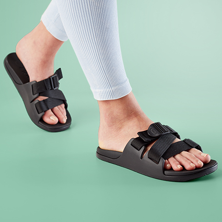 Women's Outdoor Sandals & Light Hiking Footwear | Cha