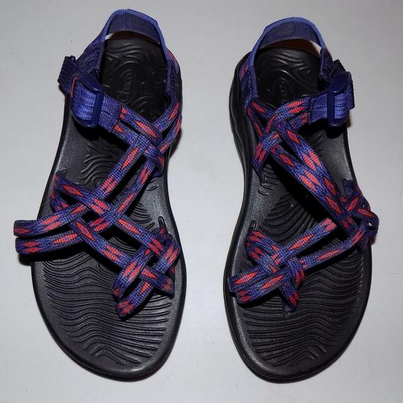 Chaco Shoes | Zvolv X2 Volcanic Blue Us 6 | Poshma