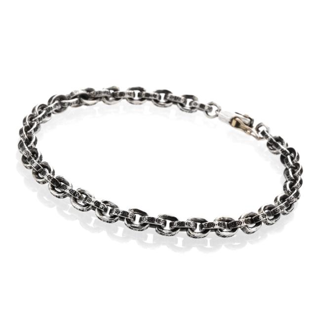 Beyond Cool: Chrome hearts paper chain bracelet 8inCH   Rakuten .