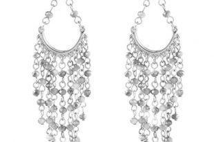 Versailles Beaded Chandelier Earrings | Hypoallergenic & Nickel .