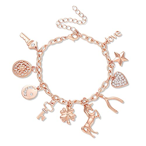 Cute Charm Bracelets: Amazon.c