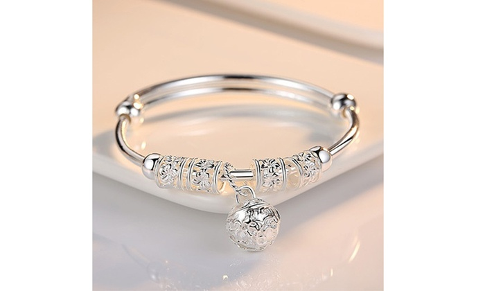 Up To 80% Off on 925 Sterling Silver Charm Bra... | Groupon Goo