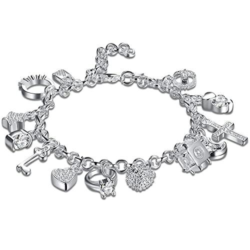Women's Charm Bracelets: Amazon.c
