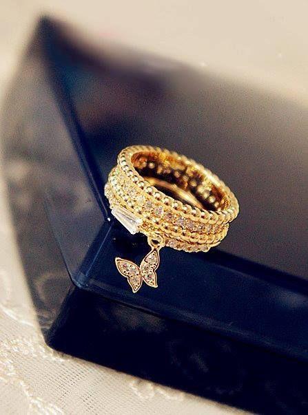 Charm Of Designer Rings in 2020 | Beautiful rings, Beautiful .