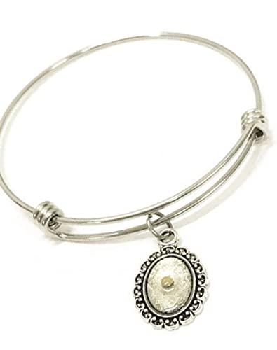Amazon.com: Mustard Seed Jewelry, Oval Mustard Seed Bracelet .