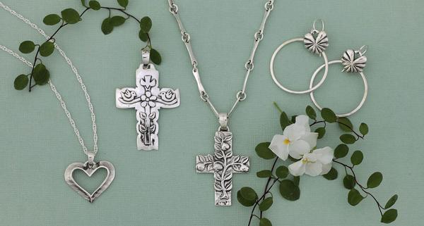 Handmade Christian Jewelry and Writings by Jeep Colli