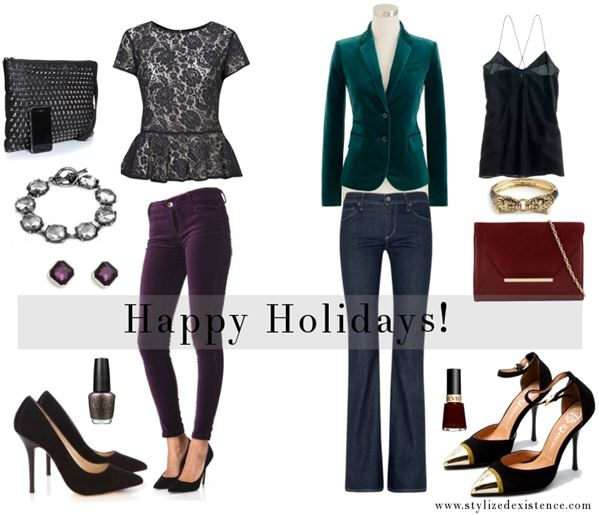 8 outfit ideas for casual christmas party - larisoltd.c