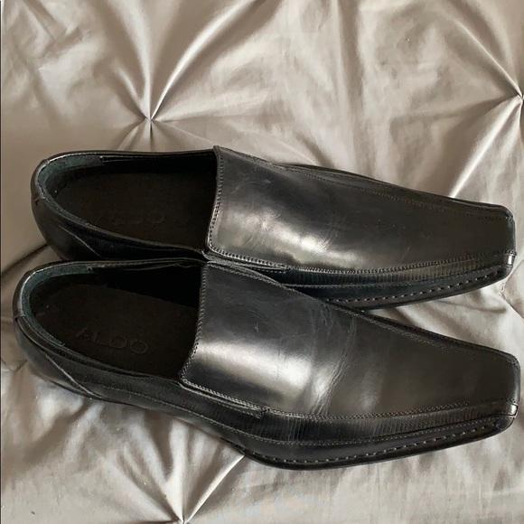 Aldo Shoes | Black Church | Poshma