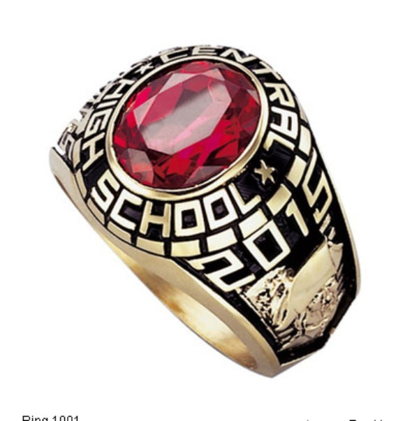 China Manufacturer Stainless Steel College Class Rings - Buy .