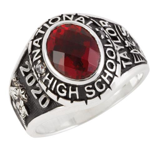 Affinitor, Medium: Class Ring from Homeschool Diploma.c