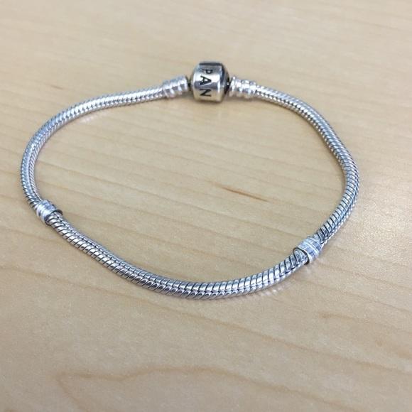 Pandora Jewelry | Perfect Condition Classic Charm Bracelet | Poshma