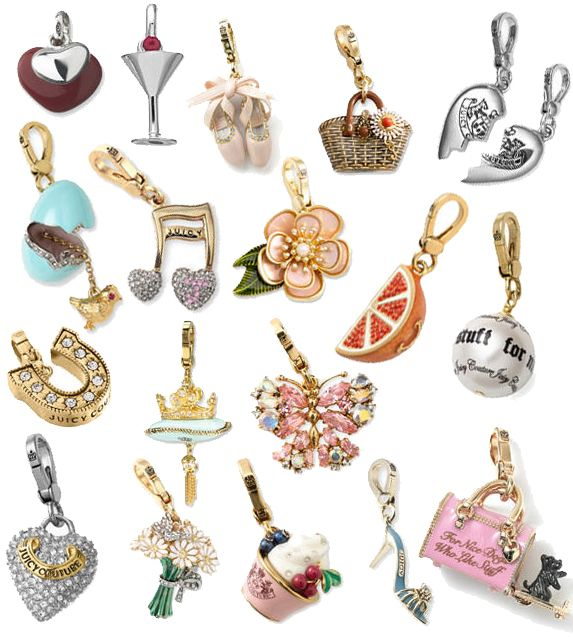 The Classic Charms for Bracelets - StyleSkier.c