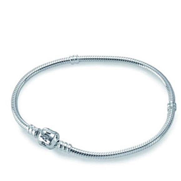 Pandora Jewelry | Sold Classic Charm Barrel Bracelet | Poshma