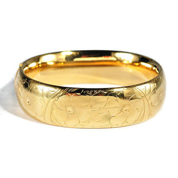 Best Antique Gold Hinged Bangle Products on Wane