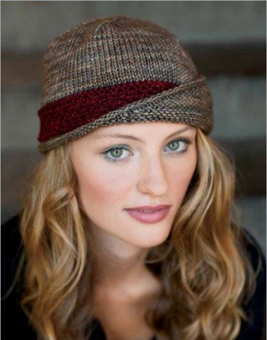 Cloche Hat Knitting Patterns, many free knitting patterns .