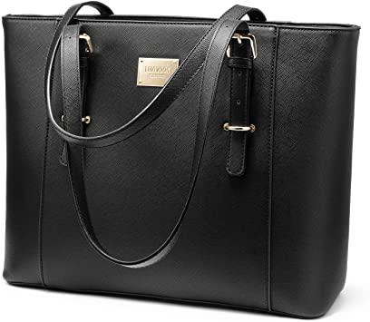 Amazon.com: 14-Inch Laptop Bag for Women, Professional Computer .