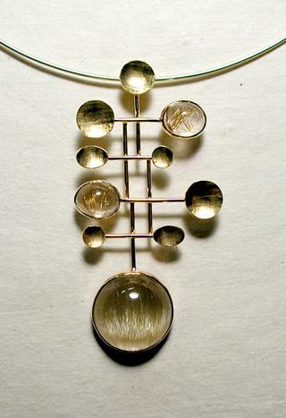 Modern Contemporary Jewelry Designer - Goldsmith - Artist .