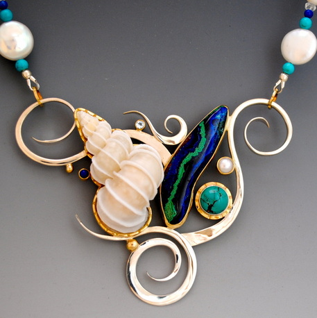 Contemporary jewelry collection - Ho
