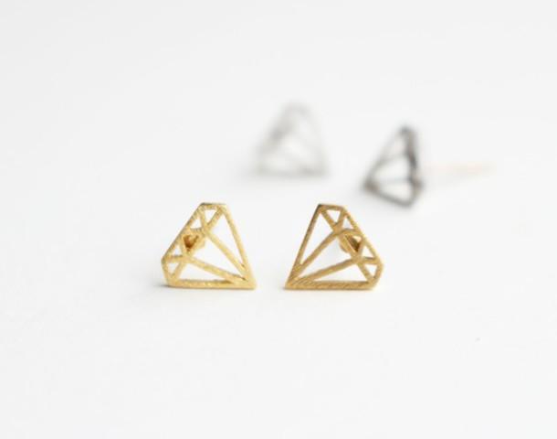 jewels, earrings, minimalist jewelry, korean fashion, korean style .