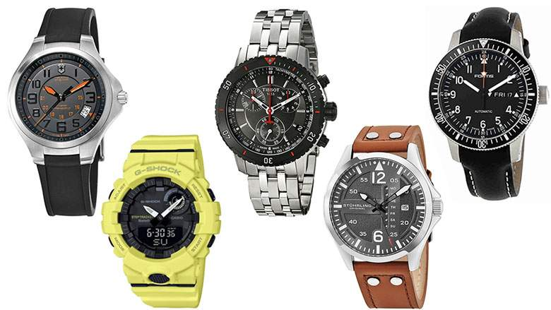 10 Best Cool Watches for Men 2018 | Heavy.c
