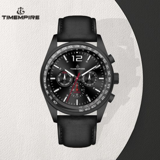 China Cool Watches Men Vogue Genuine Leather Quartz Sports Watches .