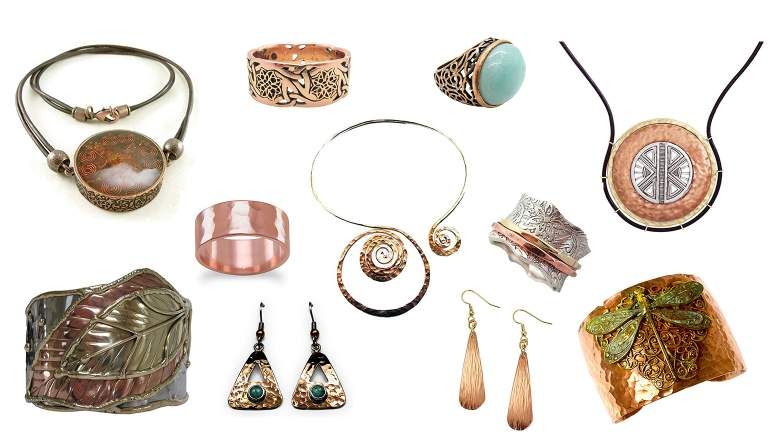 21 Best Copper Jewelry Pieces: The Ultimate List (2020)   Heavy.c