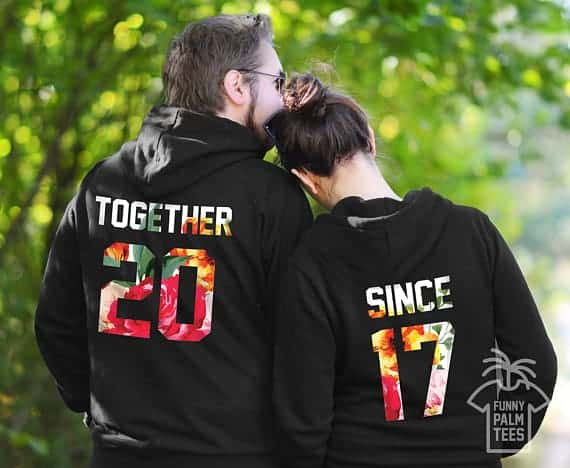 29+ Matching Couple Hoodies: Cute Matching Hoodies For Him & Her .