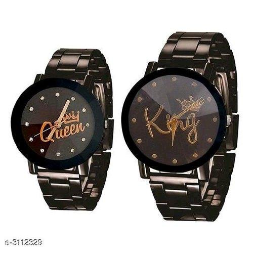 Couple Watches at Rs 650 /piece | Rani Bazar | Rawatsar | ID .