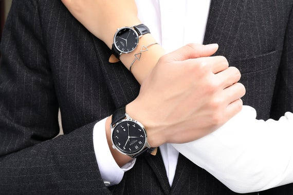 Couple Watches Original Hulyah Arabic Number Watch for | Et