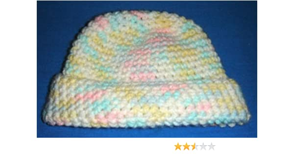 Amazon.com: Baby Hat - Crochet for Babies Newborn - 3 Months (Baby .