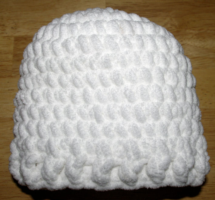 Chunky Baby Hat Crochet Pattern - Free Crochet Pattern Courtesy of .