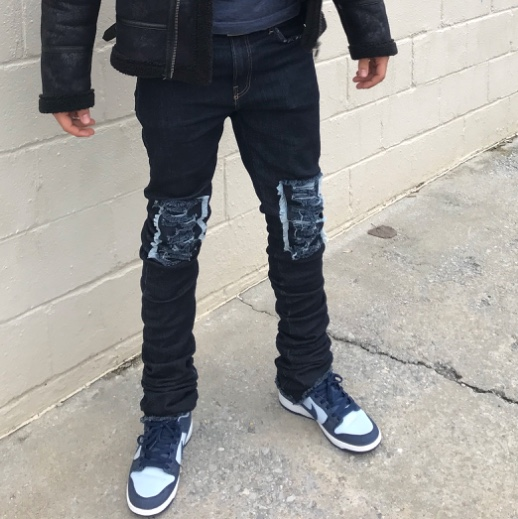 DZM Denim Custom Jeans Made To Order Slim / Skinny... - Dep