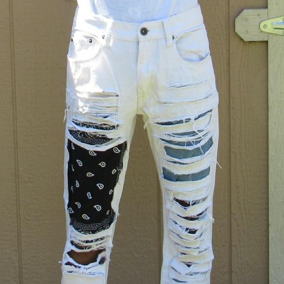American Rag Jeans | Bycarlpalmer Custom Anerican Rag | Poshma