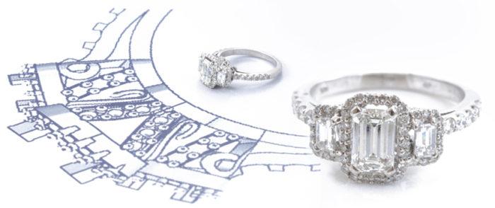 Custom Jewelry Design Process | Minneapolis Johantgen Jewele