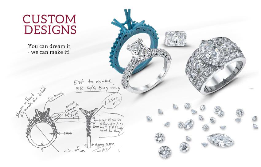 MARS Fine Jewelry: Custom Jewelry Desi