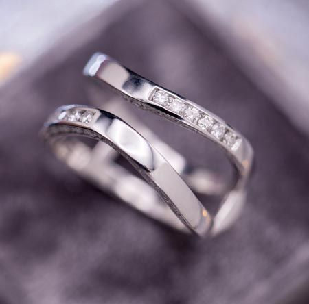 Custom Wedding Rings | Design Your Own Wedding Bands | CustomMade.c