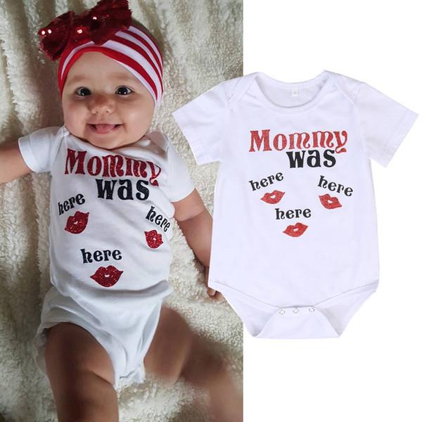 2017 Cute Newborn Baby Clothes Kids Clothing Girls Boys Cotton .