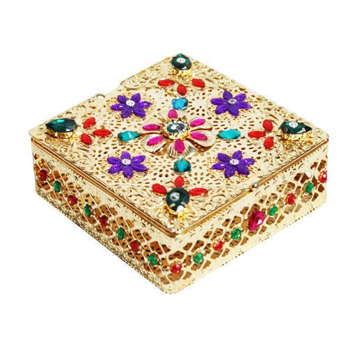 Designer Jewellery Box at Rs 600 /piece | Decorative Jewelry Boxes .