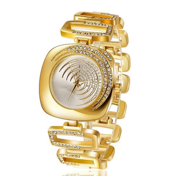 New Luxury Fashion designer Rhinestone wrist watches | Buycoolpri