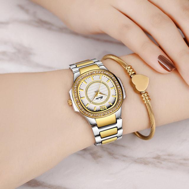 Women Watches Fashion 2019 Geneva Designer Ladies Luxury Brand .
