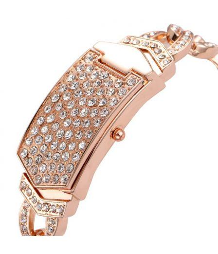 Women's Fashion Bracelets Luxury Women Quartz Watch Women's .