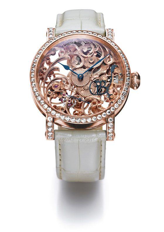 Grieb & Benzinger Designs Custom-Made Ladies Watch | Cheap .