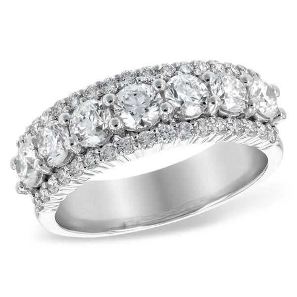 Allison Kaufman Anniversary Rings 001-120-00331 | Knowles Jewelry .
