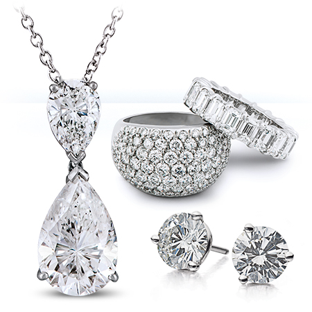 Diamond Jewelry, perfect accessory for every occasion - Luxury Van .