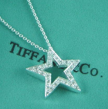 tiffany diamond star necklace.jpg | Gyémánt