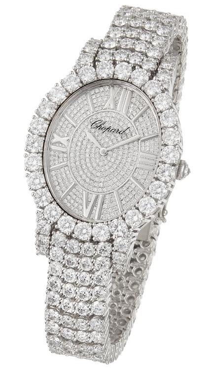 Chopard Diamond Watches 109420-1002 | World of Luxury .