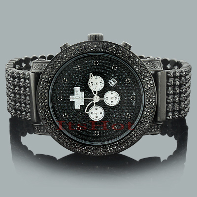 Black Diamond Watches: ICE TIME Crown Mens Watch 14